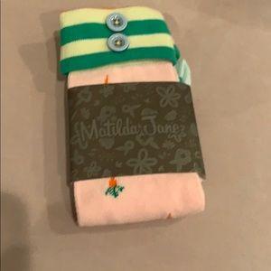 Other - NWT Matilda Jane Socks